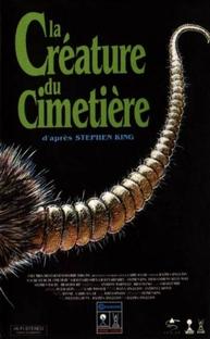 A Criatura do Cemitério - Poster / Capa / Cartaz - Oficial 5