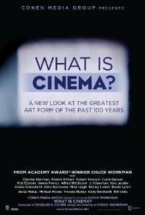 O Que é o Cinema? - Poster / Capa / Cartaz - Oficial 1