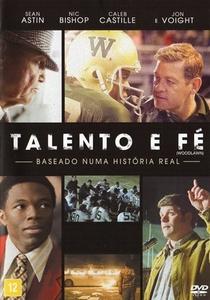 Talento e Fé - Poster / Capa / Cartaz - Oficial 3