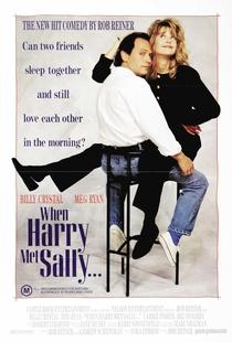 Harry & Sally - Feitos um Para o Outro - Poster / Capa / Cartaz - Oficial 3