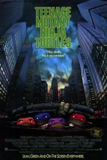 As Tartarugas Ninja - Poster / Capa / Cartaz - Oficial 1