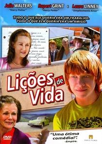 Lições de Vida - Poster / Capa / Cartaz - Oficial 2