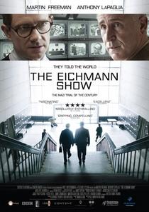 The Eichmann Show - Poster / Capa / Cartaz - Oficial 1