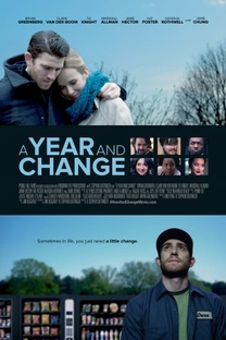 A Year and Change - Poster / Capa / Cartaz - Oficial 1