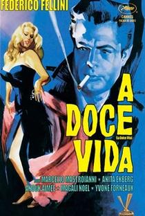 A Doce Vida - Poster / Capa / Cartaz - Oficial 10