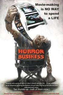 Horror Business - Poster / Capa / Cartaz - Oficial 1