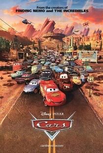 Carros - Poster / Capa / Cartaz - Oficial 4