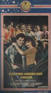 O Último Americano Virgem - Poster / Capa / Cartaz - Oficial 2