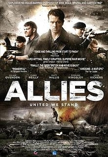 Aliados - Poster / Capa / Cartaz - Oficial 1