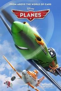 Aviões - Poster / Capa / Cartaz - Oficial 6