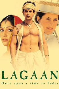 Lagaan: Era uma Vez na Índia - Poster / Capa / Cartaz - Oficial 7