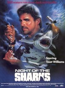 Night of the Sharks - Poster / Capa / Cartaz - Oficial 1