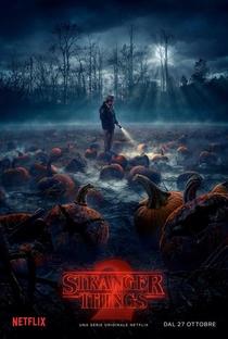 Stranger Things (2ª Temporada) - Poster / Capa / Cartaz - Oficial 4