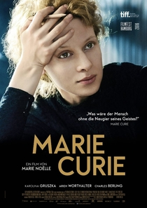 Marie Curie - Poster / Capa / Cartaz - Oficial 1