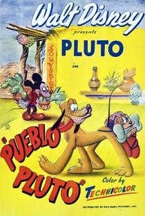 Pueblo Pluto  - Poster / Capa / Cartaz - Oficial 1