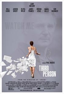 Terceira Pessoa - Poster / Capa / Cartaz - Oficial 1