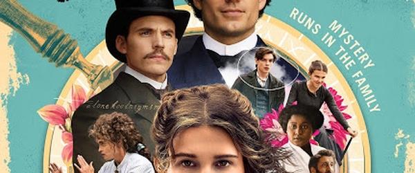 Leve e Descontraído, Filme de 'Enola Holmes' Faz Jus ao seu Famoso Irmão Detetive (2020, de Harry Bradbeer)