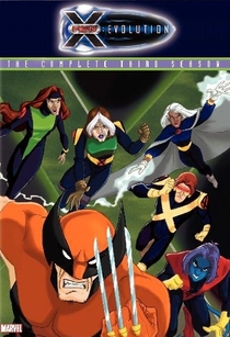 X-Men: Evolution (3ª Temporada) - Poster / Capa / Cartaz - Oficial 1