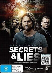 Secrets & Lies (AU) (1ª Temporada) - Poster / Capa / Cartaz - Oficial 1