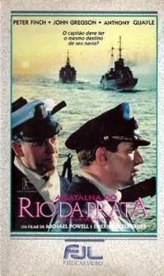 A Batalha do Rio da Prata - Poster / Capa / Cartaz - Oficial 2