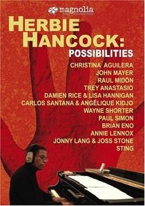 Herbie Hancock: Possibilities - Poster / Capa / Cartaz - Oficial 1