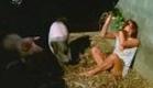 Helena Ramos guzzles gin in a pigsty - Possuidas Pelo Pecado (1976)