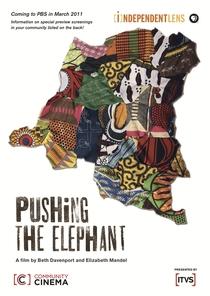 Pushing The Elephant - Poster / Capa / Cartaz - Oficial 1