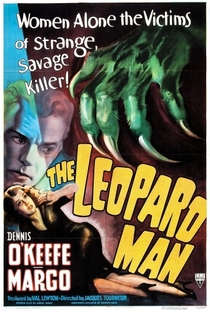 O Homem-Leopardo - Poster / Capa / Cartaz - Oficial 1