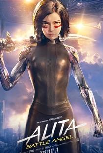 Alita: Anjo de Combate - Poster / Capa / Cartaz - Oficial 6