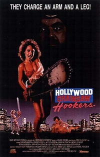 Hollywood Chainsaw Hookers - Poster / Capa / Cartaz - Oficial 3
