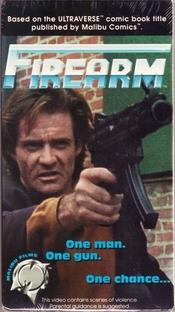Firearm - Poster / Capa / Cartaz - Oficial 1