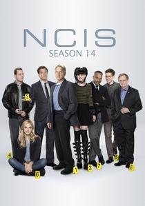 NCIS: Investigações Criminais (14ª Temporada) - Poster / Capa / Cartaz - Oficial 2