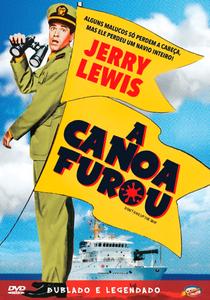 A Canoa Furou - Poster / Capa / Cartaz - Oficial 4