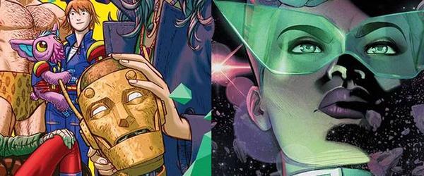 Young Animal | Selo da DC retorna com Patrulha do Destino e Lanterna Verde