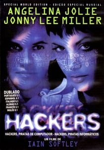 Hackers - Piratas de Computador - Poster / Capa / Cartaz - Oficial 7