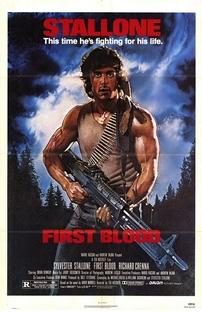 Rambo - Programado Para Matar - Poster / Capa / Cartaz - Oficial 4
