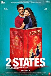 2 States - Poster / Capa / Cartaz - Oficial 3