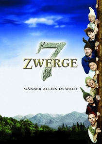 7 Zwerge - Poster / Capa / Cartaz - Oficial 1