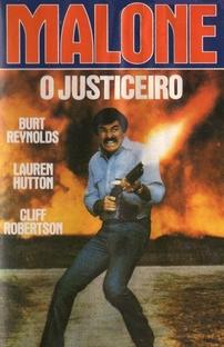 Malone - O Justiceiro    - Poster / Capa / Cartaz - Oficial 3