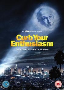 Curb Your Enthusiasm (9ª Temporada) - Poster / Capa / Cartaz - Oficial 2