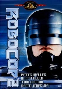 RoboCop 2 - Poster / Capa / Cartaz - Oficial 5