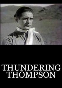 Thundering Thompson - Poster / Capa / Cartaz - Oficial 1