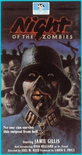 Night of the Zombies - Poster / Capa / Cartaz - Oficial 1