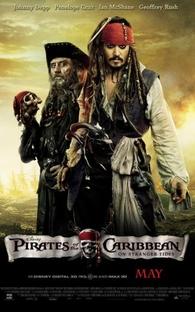 Piratas do Caribe: Navegando em Águas Misteriosas - Poster / Capa / Cartaz - Oficial 8