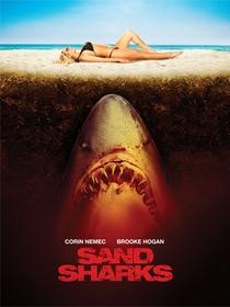 Tubarões da Areia - Poster / Capa / Cartaz - Oficial 2