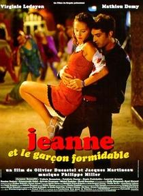 Jeanne e o Rapaz Formidável - Poster / Capa / Cartaz - Oficial 1