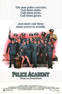 Loucademia de Polícia - Poster / Capa / Cartaz - Oficial 4