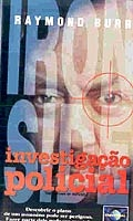 Ironside - Investigação Policial - Poster / Capa / Cartaz - Oficial 1