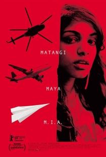 Matangi / Maya / M.I.A. - Poster / Capa / Cartaz - Oficial 2