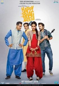Happy Bhaag Jayegi - Poster / Capa / Cartaz - Oficial 1